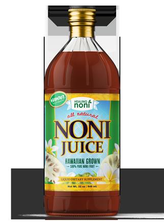 Healing Noni Pure Noni Juice
