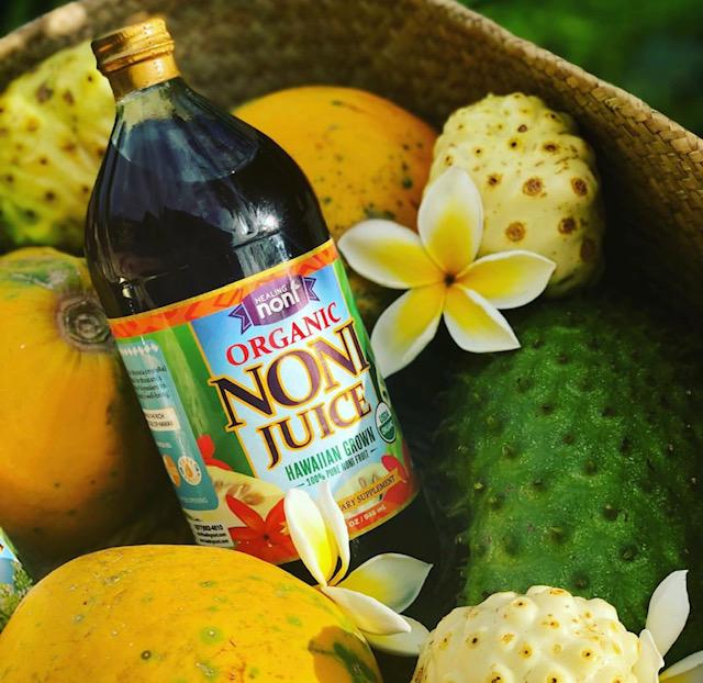 Hawaiian Noni Juice