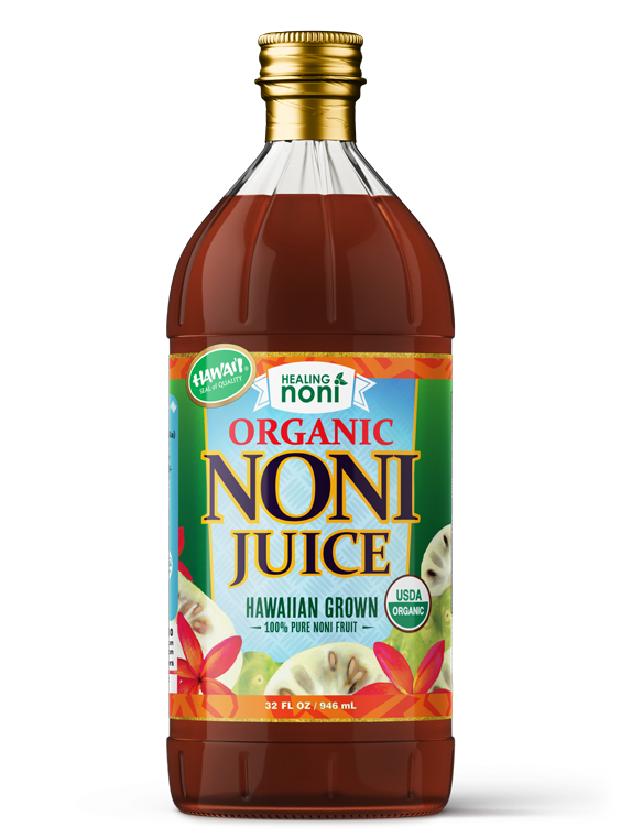 noni juice - hawaiian grown