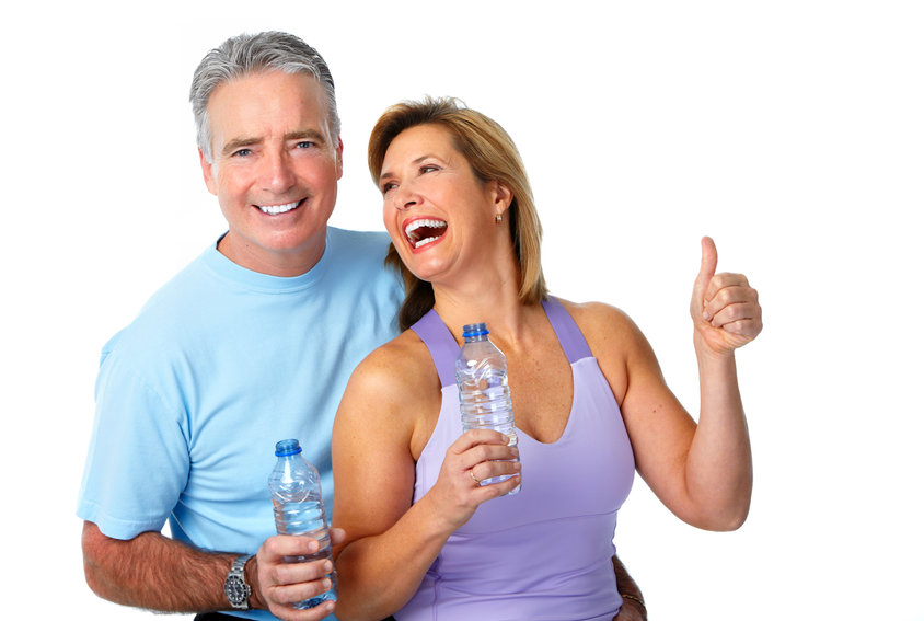 Healthy Couple - Noni juice is good for you