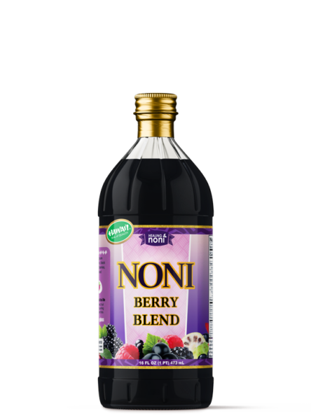 tasty noni berry blended juice